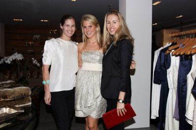 Jane Bloomingdale Cisneros, Hayley Bloomingdale, Berry Bloomingdale