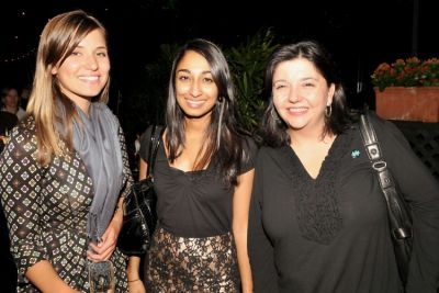 Allison Malec, Priya Srinivasan, Donna Passannante