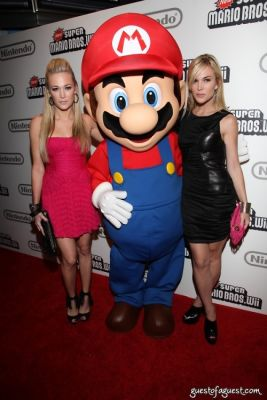 Dabney Mercer, Mario, Tinsley Mortimer