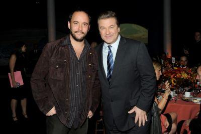 Dave Matthews, Alec Baldwin