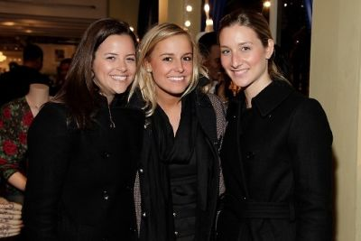 Hannah Kelly, Kelsey Breining, Marisa Danson