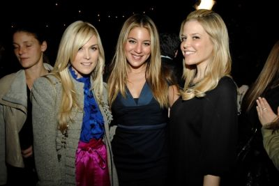Tinsley Mortimer, Dani Stahl, Ali Wise