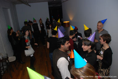 Nick Grey's Tea Party