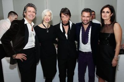 Carlos Souza, Linda Fargo, Pier Paolo Piccioli, Carlos Mota, Maria Grazia Chiuri