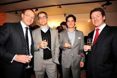 Derek Mielman, David Steel, Rick Johanesson, Felix Cherzer
