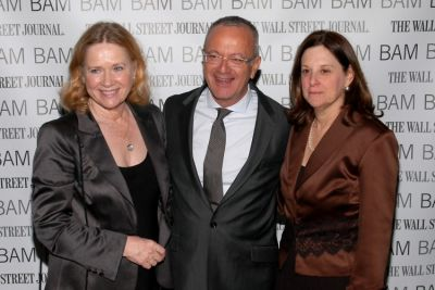 Liv Ullmann, Joseph Melillo, Karen Brooks Hopkins