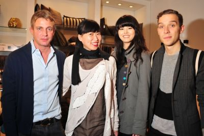 Sam Bolton, Sally Wu, Sabrina Cho, Brock Sorsblom