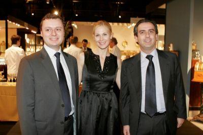 Vincent Renault, Kelly Rutherford, Xavier Flouret
