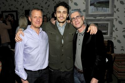 Rob Epstein, James Franco, Jeffrey Friedman