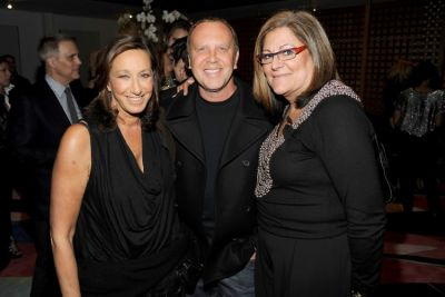 Donna Karan, Michael Kors, Fern Mallis