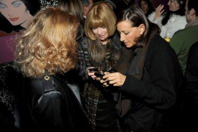 Diane von Furstenberg, Anna Wintour, Donna Karan