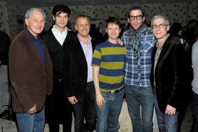 Victor Garber, Jacob Troy, Rob Epstein, John Cameron Mitchell, Zachary Quinto, Jeffrey Friedman