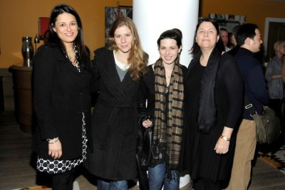 Christine Walker, Carolyn Murphy, Heather Matarazzo, Elizabeth Redleaf