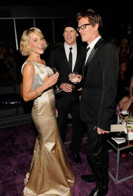 Julie Benz, Michael C. H all, Kevin Bacon