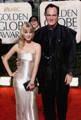 Melanie Laurent, Quentin Tarantino