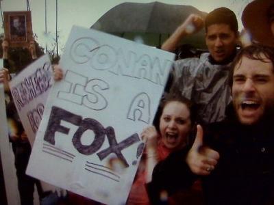 Conan Protests