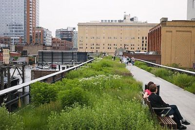 The High Line Gets A Perfume