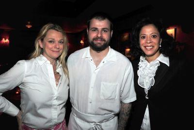 Debbie Bancroft, Chef Devon Gilbert, Michelle Paterson