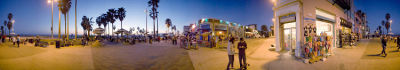 First Fridays on Abbot Kinney: A Monthly Mob of Friendly Freaks, Fashionistas, and Food Trucks
