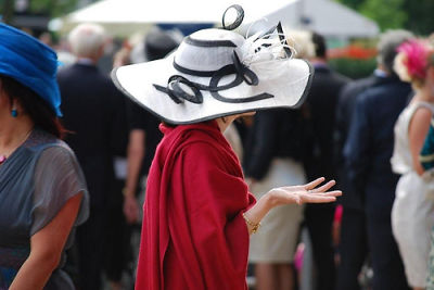 The Many Hats Of Royal Ascot
