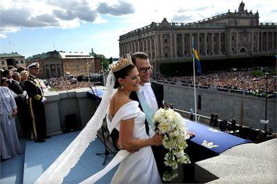 Crown Princess Victoria, Daniel Westling