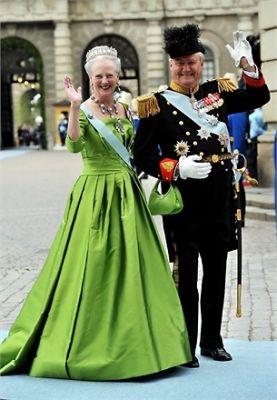 Margarethe II, Prince Henrik Of Denmark