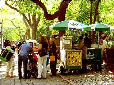 Park vendor