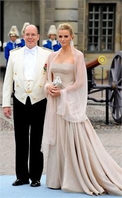 Prince Albert Of Monaco, Charlene Wittstock