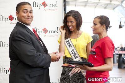 The Premiere of FlipMe!: Roadside Bomb Dating