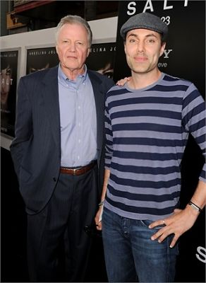 Jon Voight and James Haven