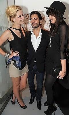 Mischa Barton, Marc Jacobs, Daisy Lowe