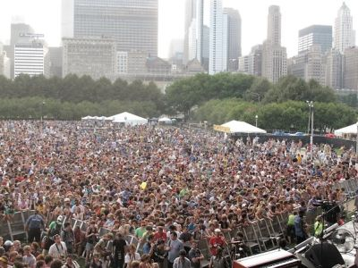 Lollapalooza 2010 In Pictures