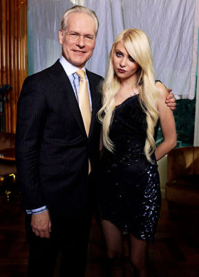 Tim Gunn vs Taylor Momsen: The Gossip Girl Scenes That Started The Feud