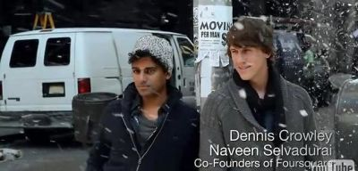 Naveen Selvadurai, Dennis Crowley