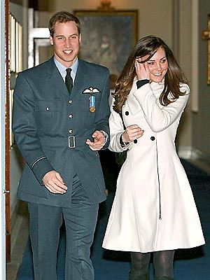 Prince William, Kate Middlteon