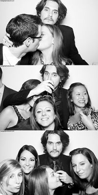 John Mayer Photobooth