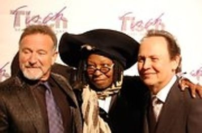Robin Williams, Whoopi Goldberg, Billy Crystal