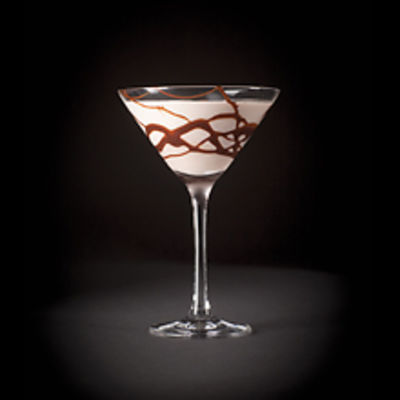chocolate and bacon martini