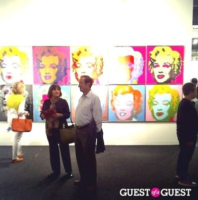 Saturday At Art Basel: Peaches, Warhol & Favorites
