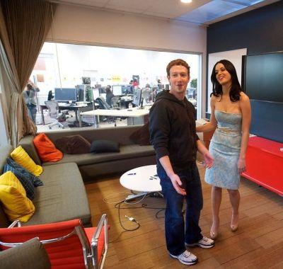 Mark Zuckerberg, Katy Perry