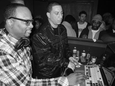 DJ Jazzy Jeff, DJ Kid Capri