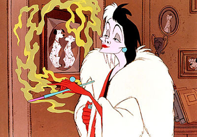 Why Don't You Channel ... Cruella de Vil?