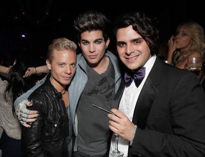 Adam Lambert, Markus Molinari, 3