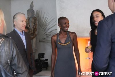 Bill Maher, Tiffany Persons, Jasmine Boussem
