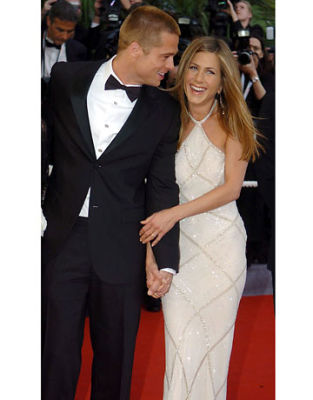 Brad Pitt, Jennifer Aniston