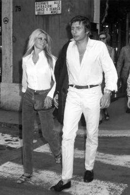 Brigitte Bardot, Gunter Sachs
