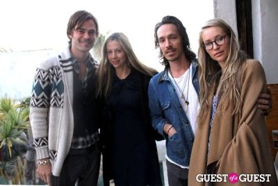 Christopher Backus, Mira Sorvino, Brandon Boyd, Baelyn Neff