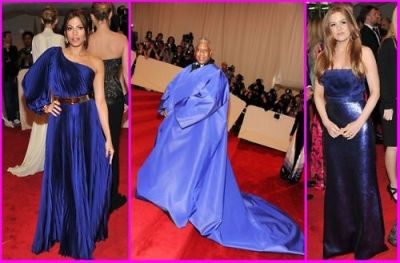 Eva Mendes, Andre Leon Talley, Isla Fisher