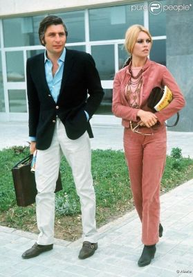 Gunter Sachs, Brigitte Bardot