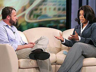 James Frey, Oprah
